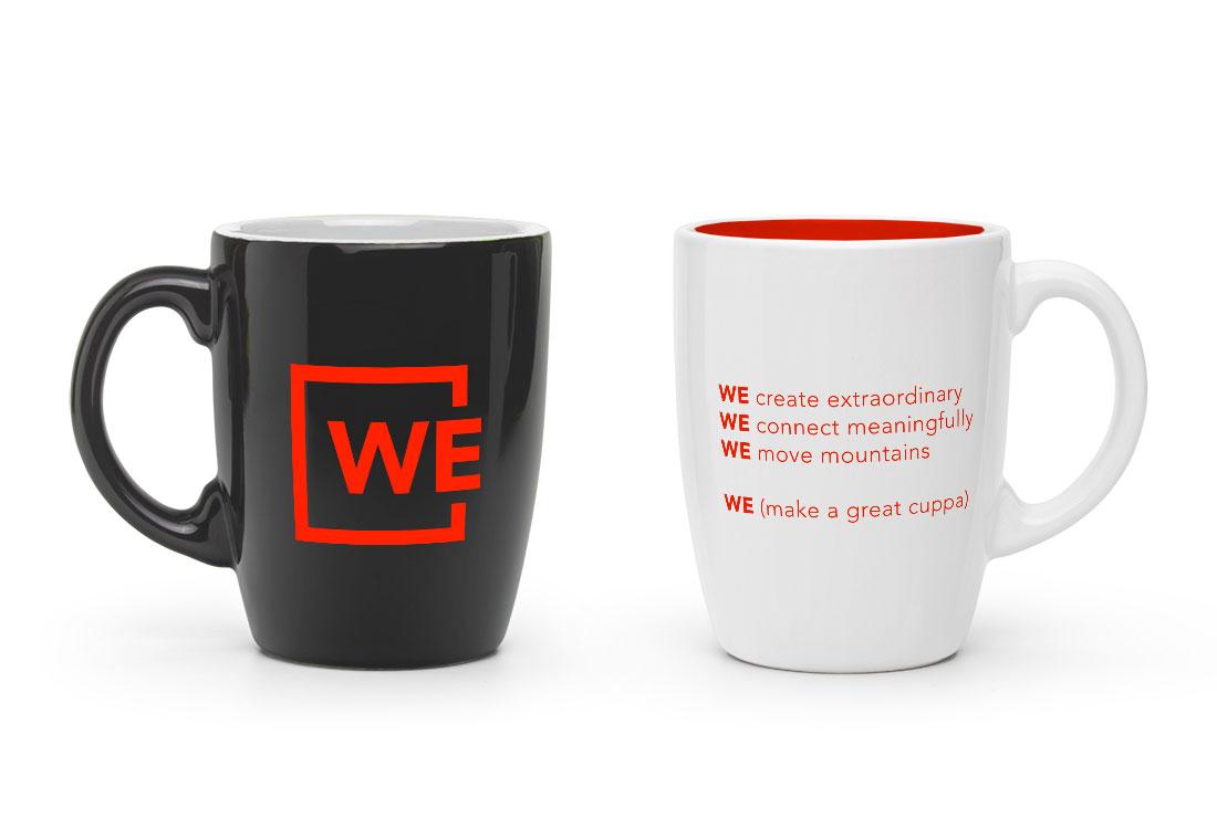 WE Mugs