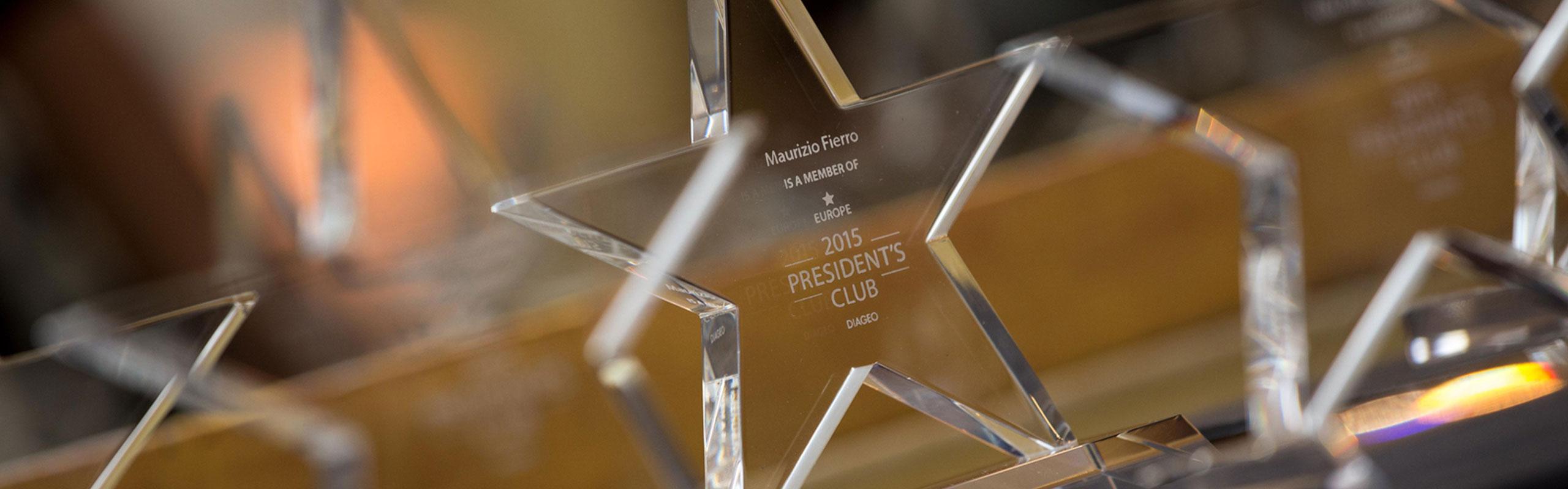Diageo President's Club