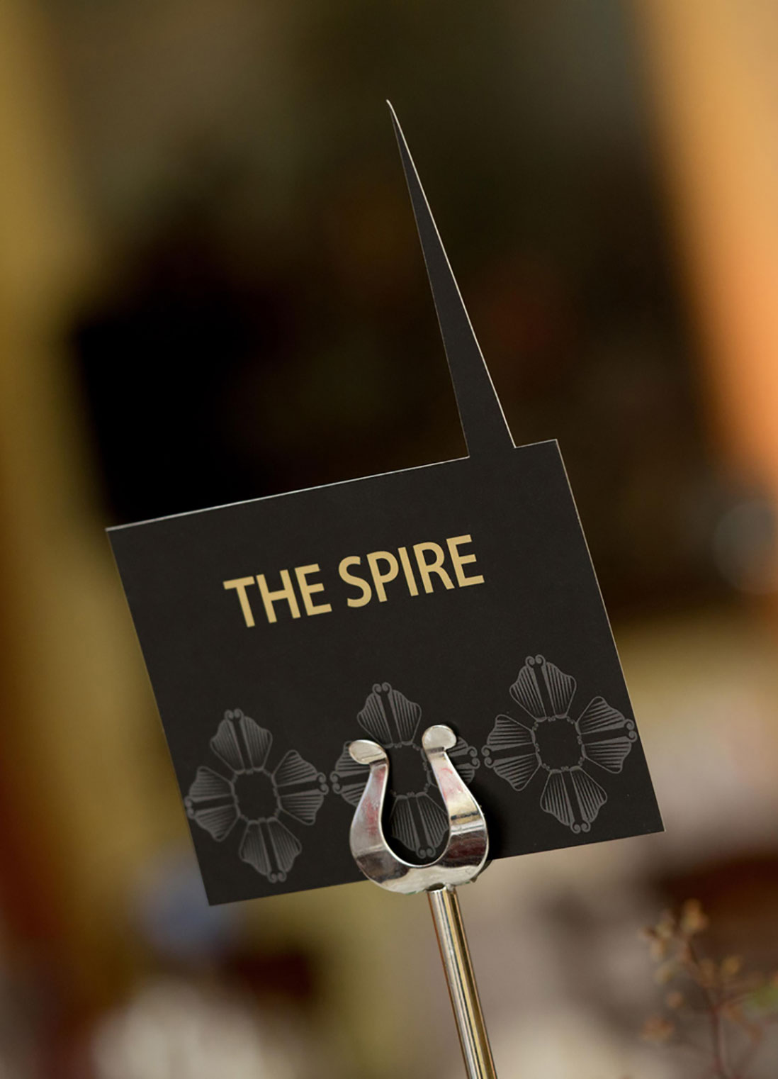 Diageo President's Club Table Name The Spire