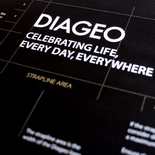 Brand Diageo Toolkit Logo Rules